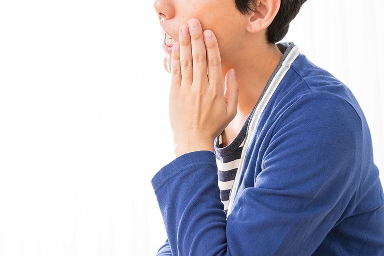 失った歯を放置するリスク